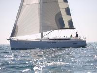 Sun Odyssey 449 in Mallorca-Menorca