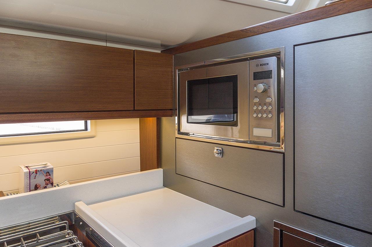 Bavaria Cruiser 51 Style  9