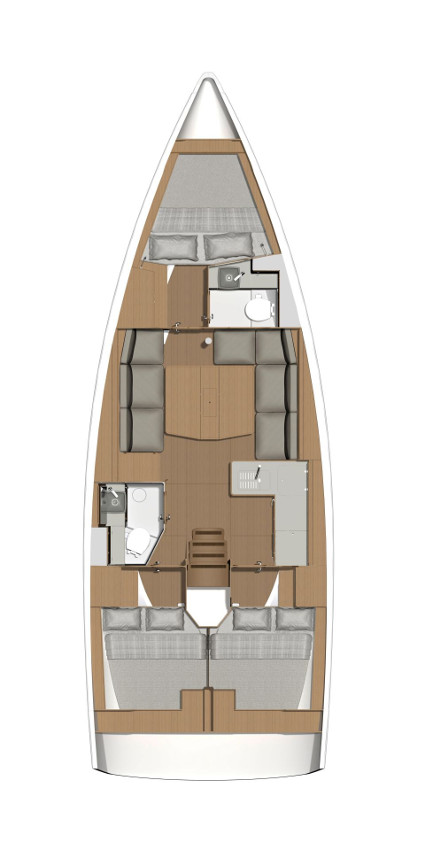 Dufour 390 Grand Large  17