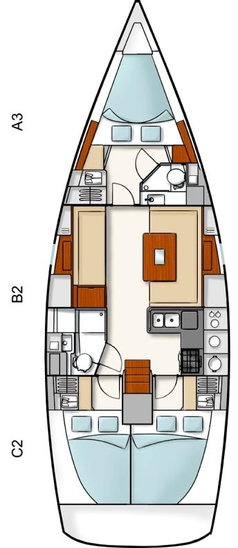 Hanse400-layout
