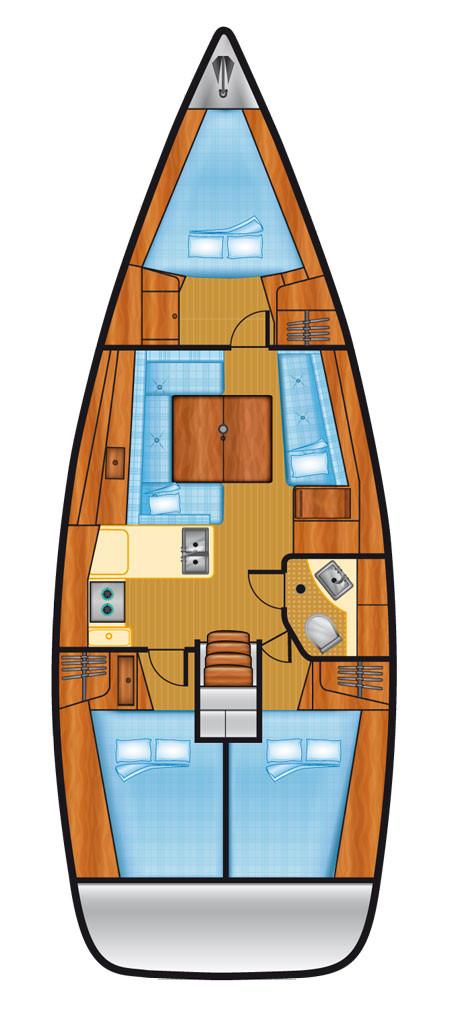 Oceanis37-layout