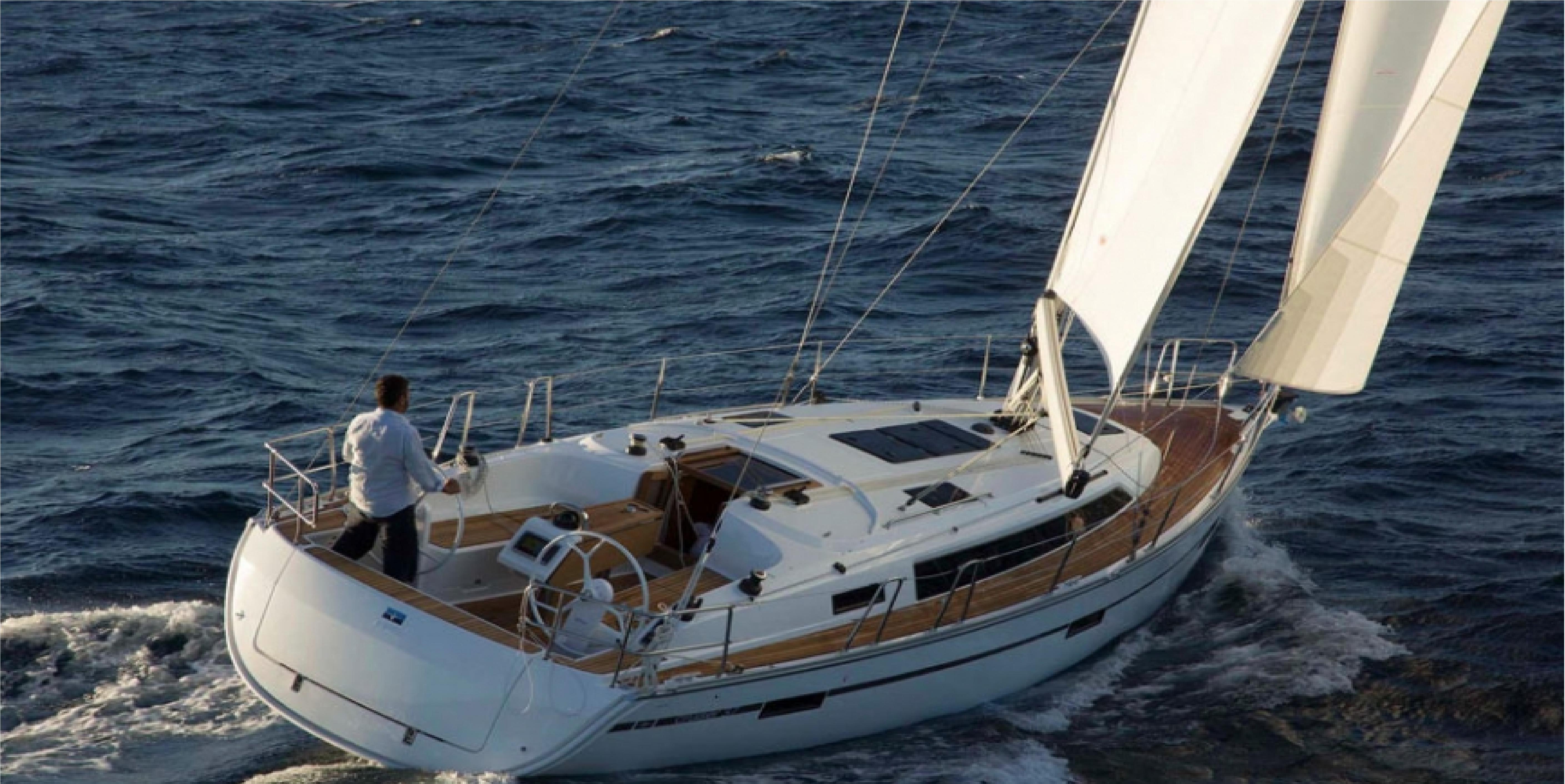 Bavaria 36 Cruiser in Split / Dalmatien