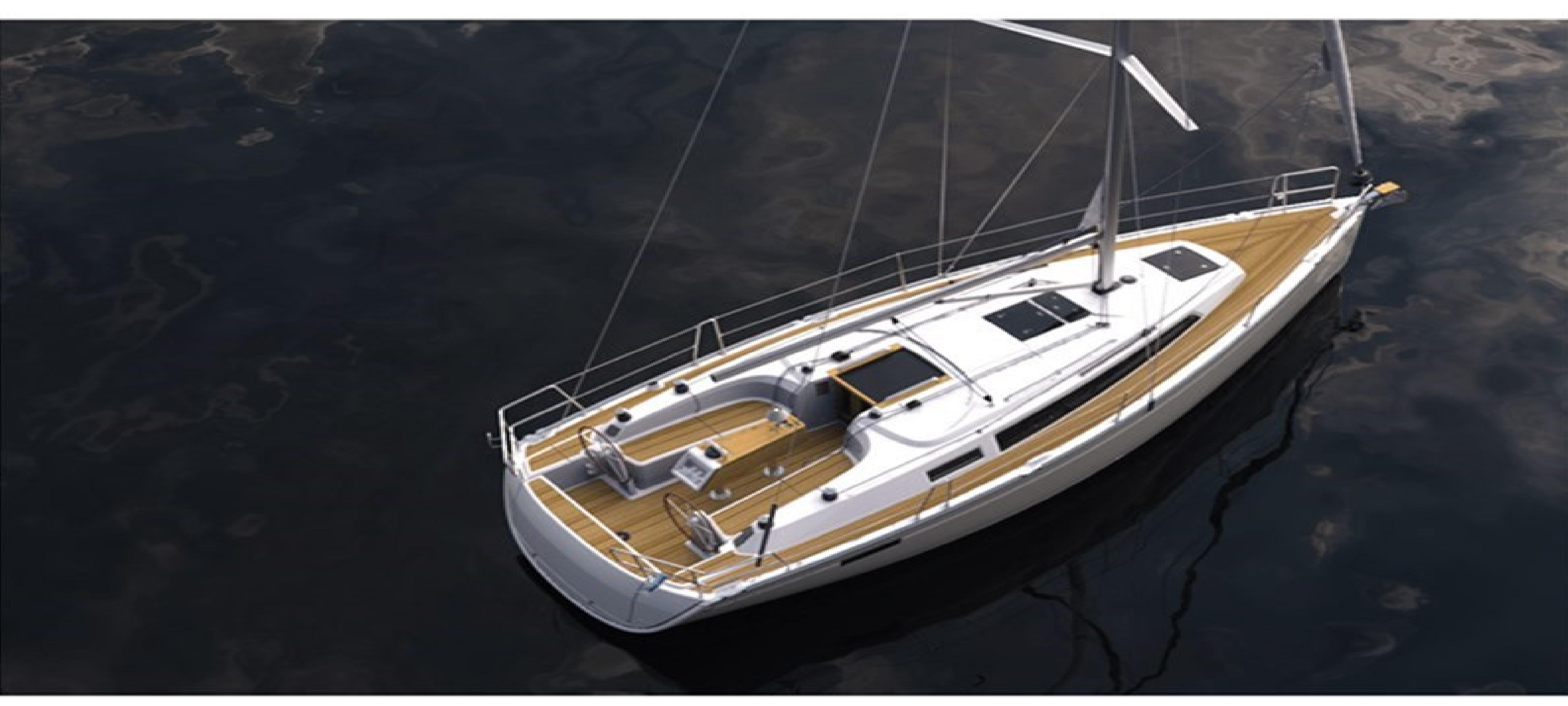 Yachtcharter Kroatien Bavaria Cruiser 34