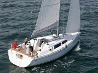 Hanse 325 in Mallorca-Menorca